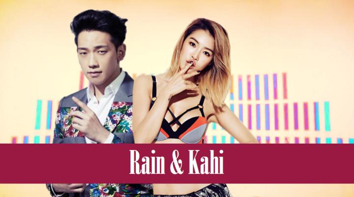 Rain & Kahi