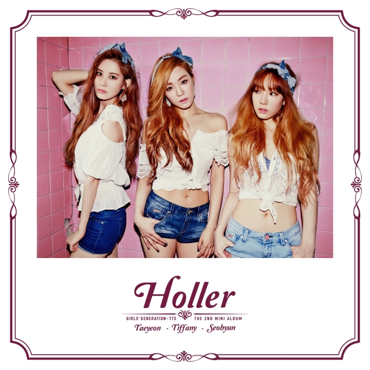 The 2nd Mini Album 'Holler'