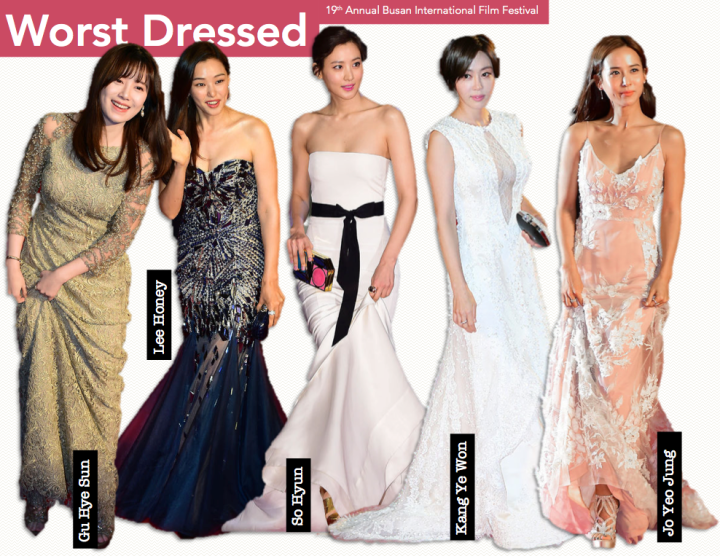 Worst Dressed [19th Annual Busan International Film Festival]