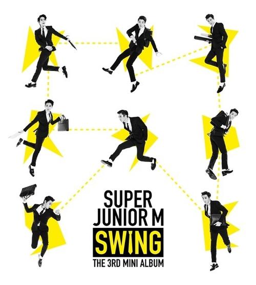 3rd Mini Album 'Swing'