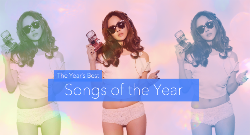 Songs of the Year [2014]