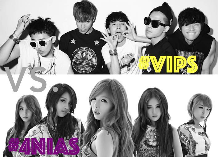 #VIPs V. #4Nias