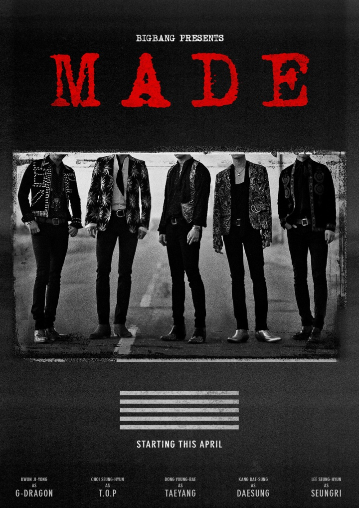 Big Bang- Made