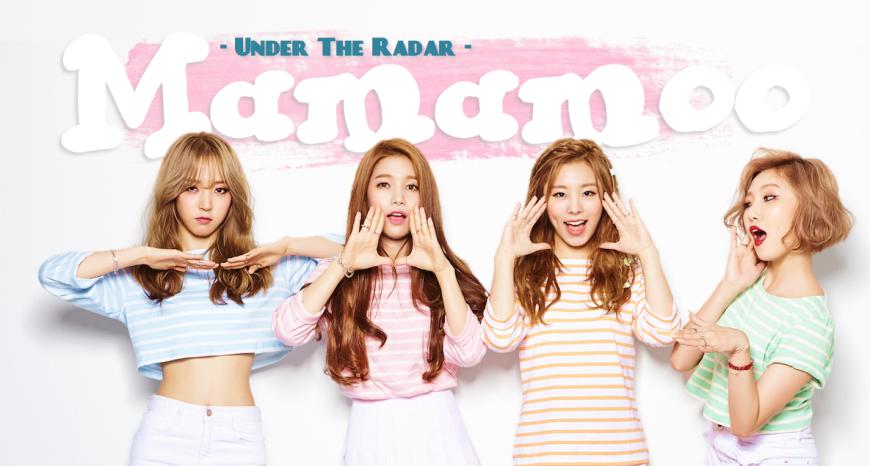 Under The Radar: Mamamoo