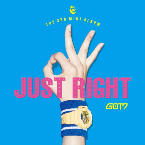 3rd Mini Album- Just Right