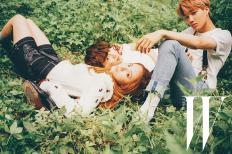 Krystal, Taemin & Kai (2)
