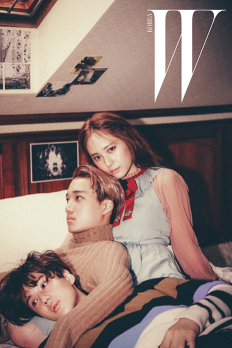 Krystal, Taemin & Kai (3)