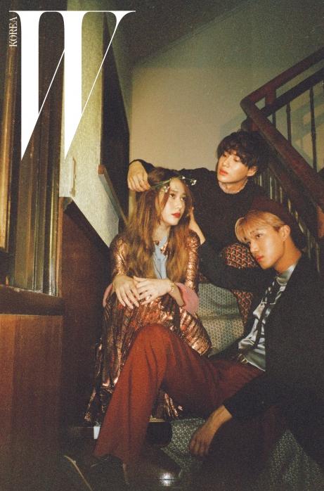 Krystal, Taemin & Kai (4)