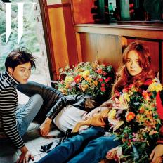 Krystal, Taemin & Kai