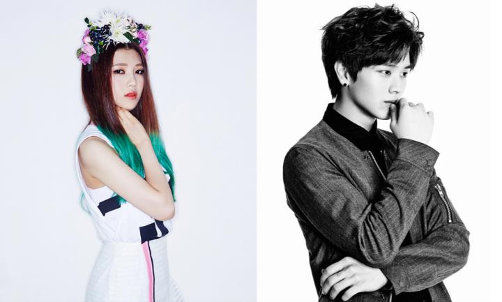 Sungjae & Joy