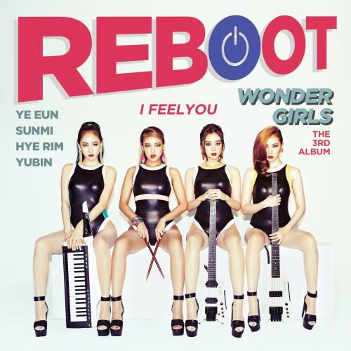 3집 - Reboot