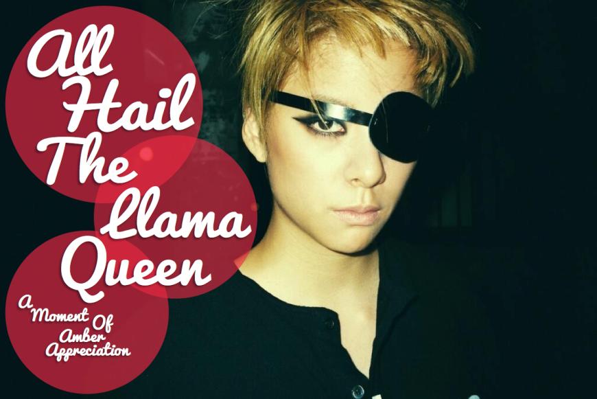 All Hail The Llama Queen: A Moment Of Amber Appreciation (2)