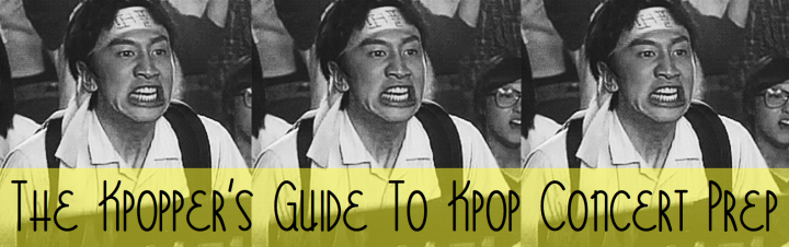 The Kpopper's Guide To Kpop Concert Prep