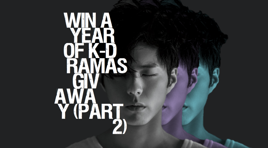 A247 x DramaFever: Win A Year of K-Dramas GIVEAWAY Part 2