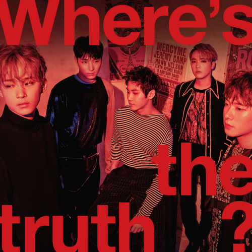 6집 - Where's The Truth?