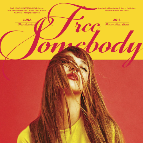 The 1st Mini Album- 'Free Somebody'